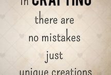 Crafting Quotes
