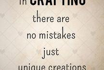 Crafty Quotes