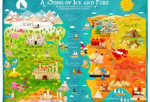 A Song of Fire and Ice / by Sarah S