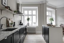 Stylish home in greige