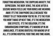 Epilepsy stuff