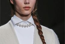 Fall Winter 2013-14 hair trends: headband