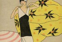 1920s women / Concept images
