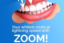 ZOOM! Teeth Whitening Sacramento / You want a bright smile, and you want it now! Visit http://www.smilerestoration.com/zoom-teeth-whitening/index.html to find out how.