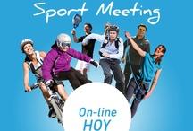 Decathlon Sport Meeting  / Dentro de muy poco, va a cambiar tu manera de hacer deporte.
