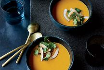Food Love: Soups and Sauces