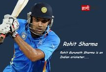 Rohit Sharma Biography In Hindi