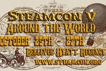 Promotional material / by Steamcon