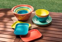 Color Story: Tropical / Tropical colors for a summer gatherings