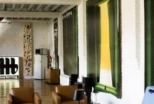 interiors / by Bryan Hunt