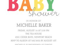 Party time! Baby shower