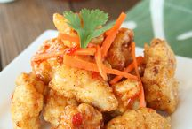 Chicken & Seafood Recipes