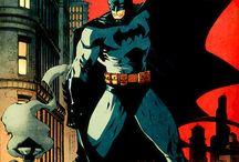 Comics, Manga & Illustrations