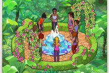 Yoga Retreat / Buildings / Here you can find all the buildings in the Yoga Retreat game. Download from the App Store: http://bit.ly/1ocEv7N