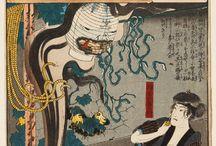 1 Ukiyo-e: Ghosts, Monsters