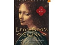 LEONARDO'S SWANS by Karen Essex / International bestseller about sisters in the Italian Renaissance rivaling for the attentions of the great master Leonardo da Vinci and his patron, the Duke of Milan.