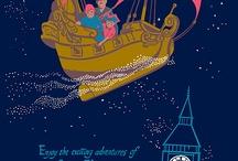 Peter Pan / by Sherri DuPree Bemis