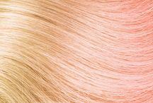 Hair - blondes