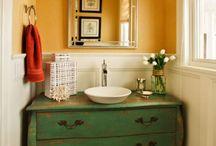 cozy homes / by Jennifer Zimmerman