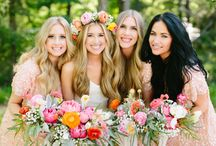 The Bridesmaid / Your bridesmaid inspiration for the special ladies in your life