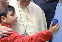 @leggioluciano Papa Francesco. Un grande esempio Cristiano