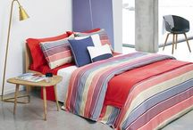 Sporty bedding