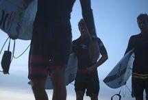 Surf Report... / by davida