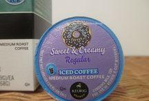 Coffee / Caffeinated treats.