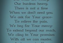 Prayer  / by Dessie Coyle