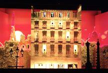 Chanel window - 2015 David Jones Flower Show / Retail window for Chanel Fragrances at the 2015 David Jones Flower Show in Sydney, Australia #stage1 #stageone #johnkerr #davidjonesflowershow #chanelaustralia #visualmerchandising #retailwindows #3Dprops