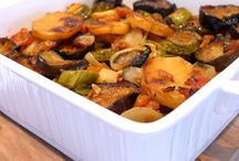 Vegetable Dishes & Tips / A variety of vegetable dishes