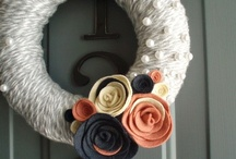 Wreaths / by Kellie St Bernard