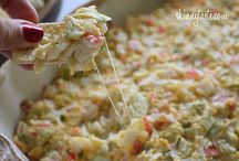 Recipes to Try - Appetizers / by Katie Jones