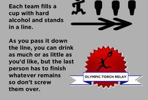 Beer Olympics / by Megan Phin