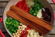 vegan one pot/slow cooker