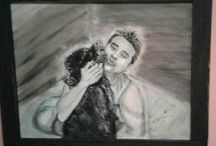 My pet portraits