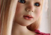 dolls / by Lilliana Godínez Porras