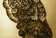 Henna Ideas / by Rachel Paul