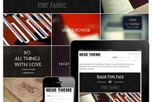 Wordpress | themes & plugins / by Simon Buijs