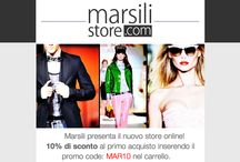 FASHION NEWS / New products, new styles and trends that MarsiliStore embrace and proposes to you!