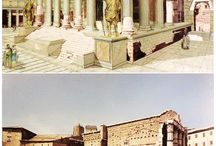 Antik  3 boyutlu tasarımları
