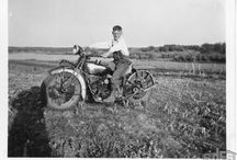 Transportation: Motorcycle History