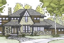 Renderings / Renderings of custom homes designed by A. Perry Homes