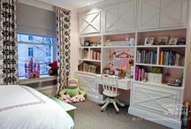 Kids built-ins / by Carlyn Lowery