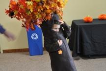 Halloween Toddler Time 2012