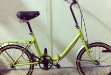 Bici restaurate / Bici