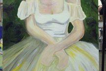 My Art :) / Oil paintings  / by Tara Aker