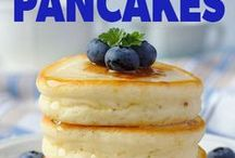 Pancakes, scones, muffins
