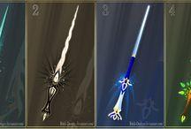 weapon / STAFF / Rittik-Designs
