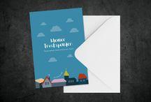 Herzensworte / Ehrliche Trost- und Trauerkarten